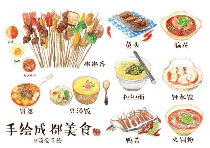 """门票小吃免费送?""""舌尖上的中国""""官方美食嘉年华空降成都!10000㎡广场竟…"""