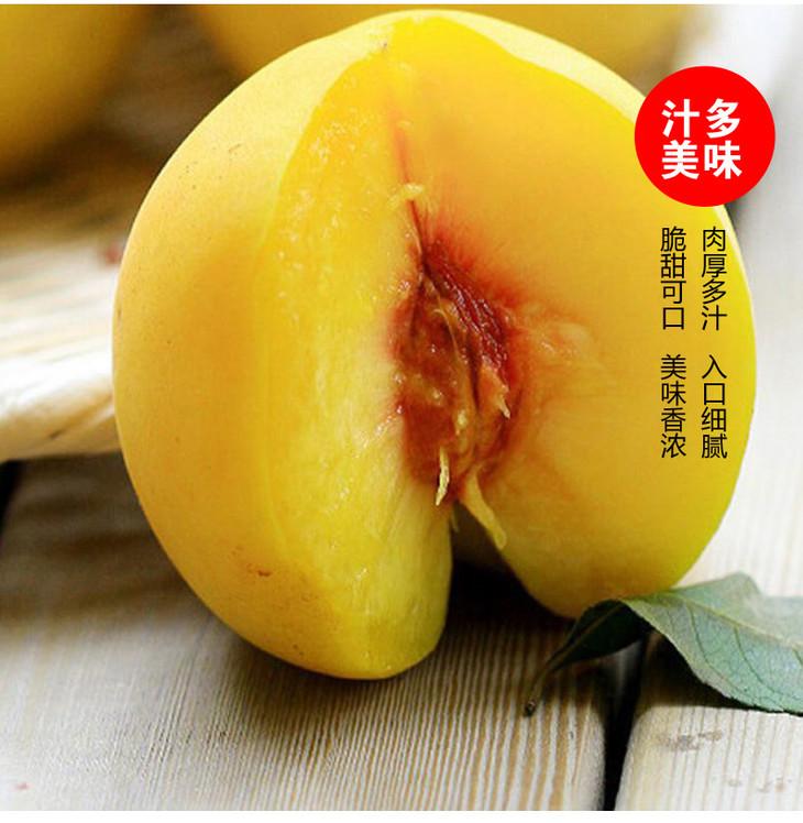 【地理标志特产】新鲜现摘产地直发的炎陵黄桃