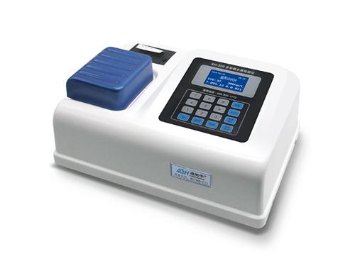SH-300型水质多参数速测仪