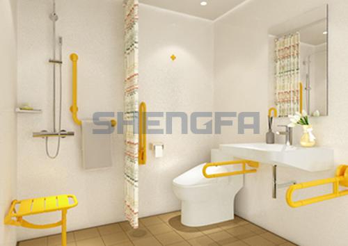 一般整體(ti)衛浴的尺寸是多少
