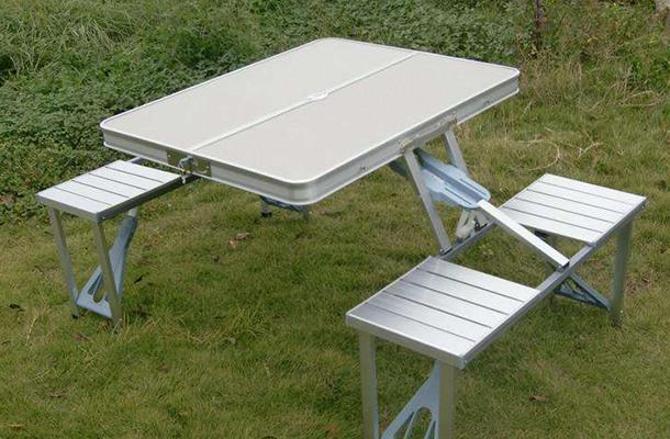 欧式全铝餐桌