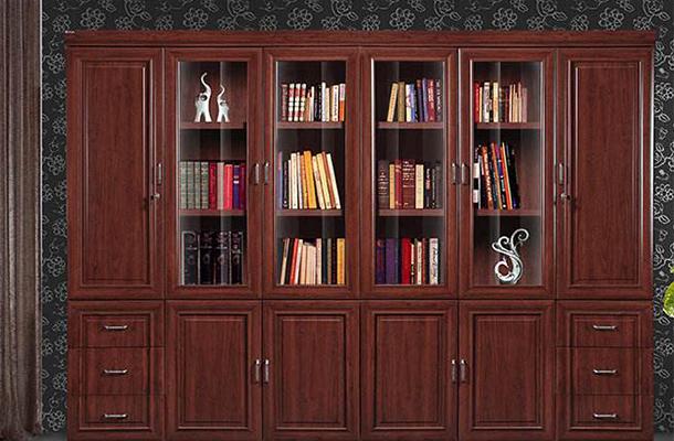 欧式全铝书柜
