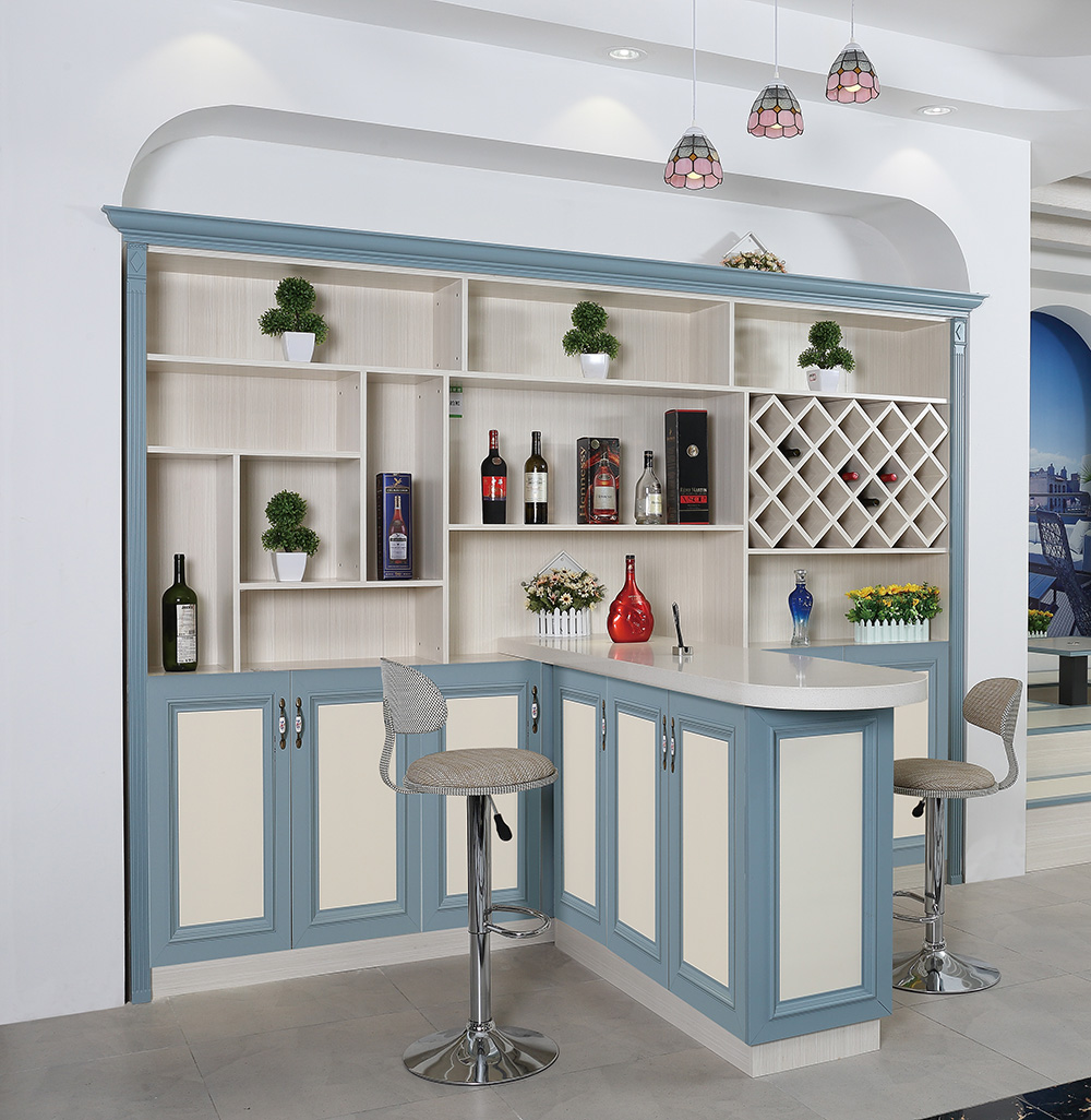 簡約時尚酒柜