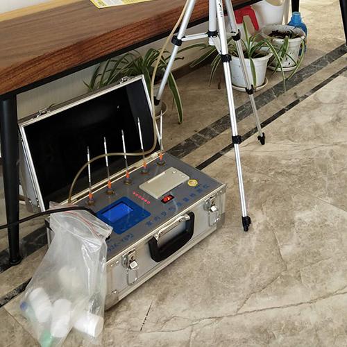 沈阳室内空气检测