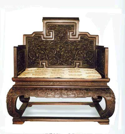 中山大涌红木家具刺猬紫檀家具讲解红木家具的雕刻小知识