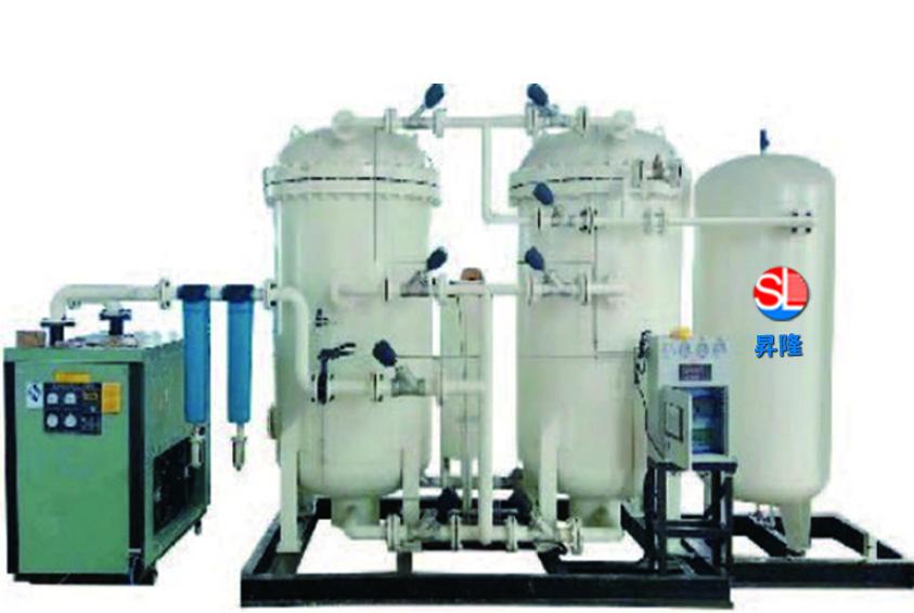 PSA制氮机出现喷灰现象该如何处理?