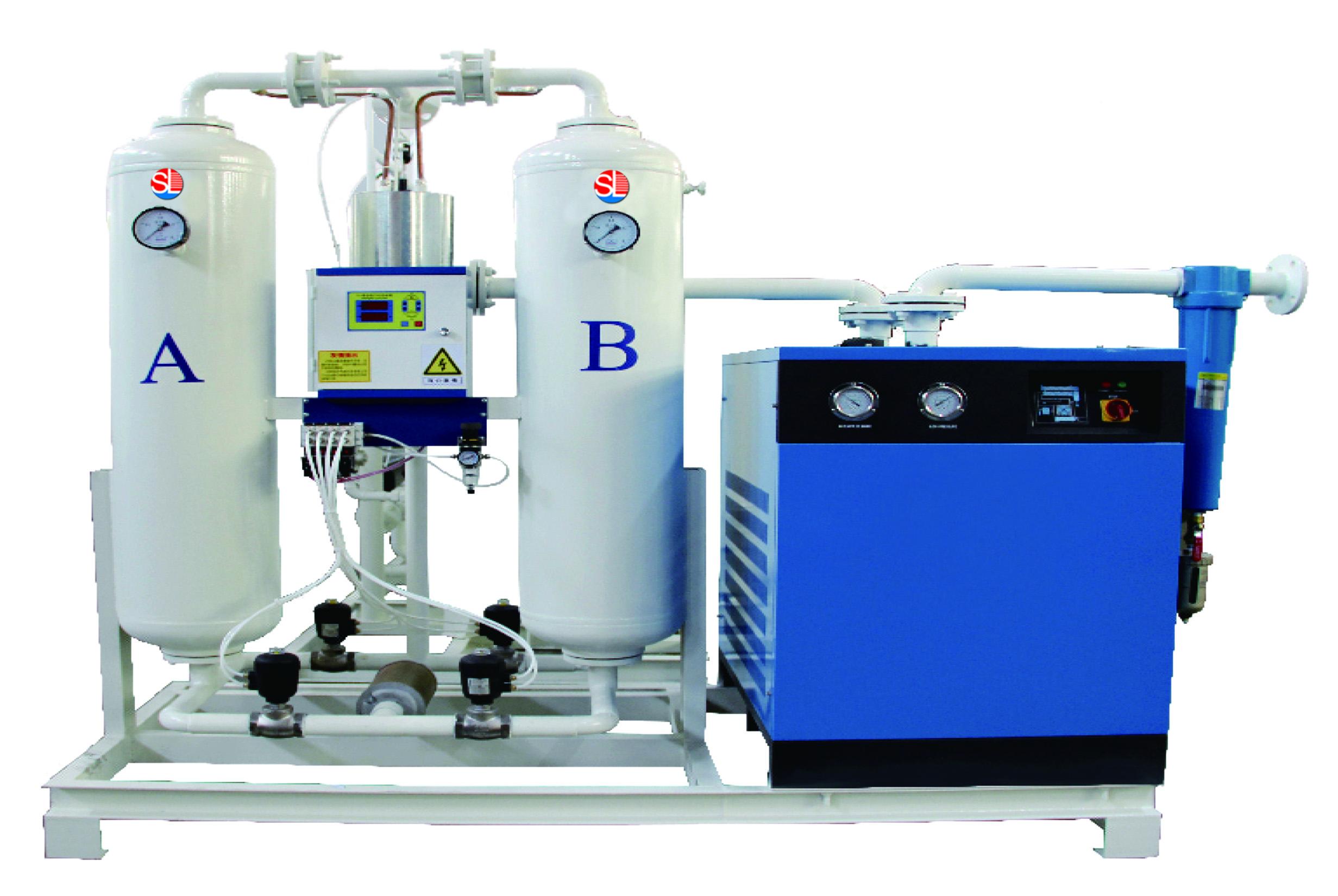 组合式微热吸附式干燥机