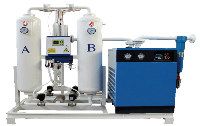 沈阳制氮机工业制氮机实用方向以及氮气设备工作原理