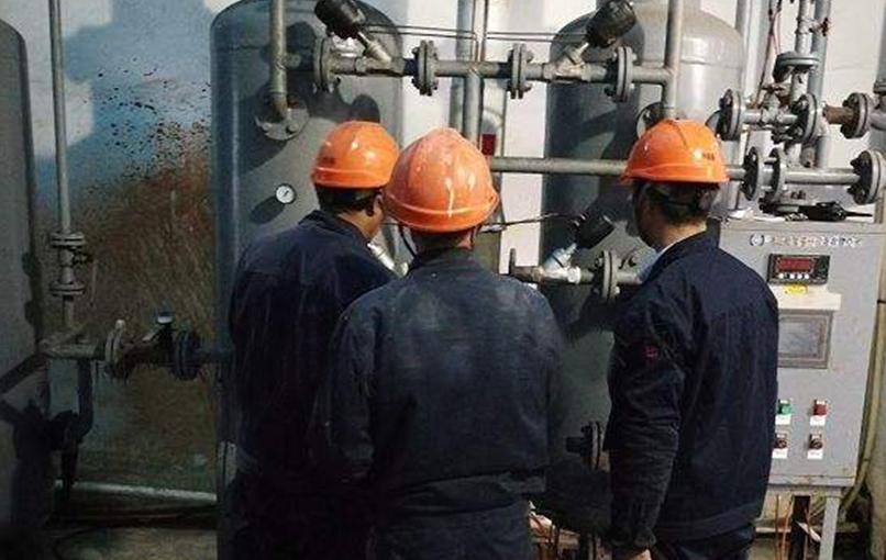 制氮机设备安装