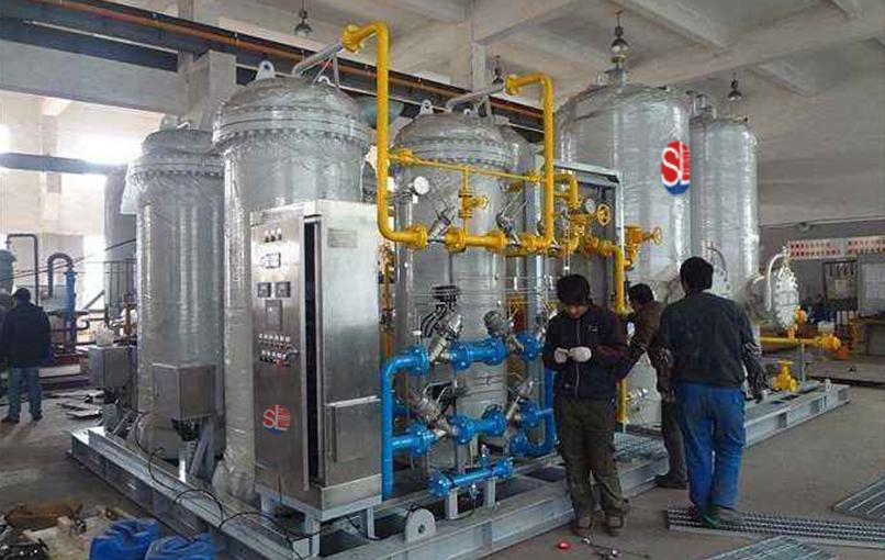 制氮机设备检测