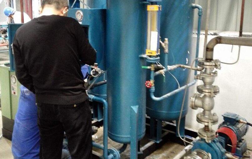 制氮机设备维修