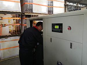 空压机设备维修