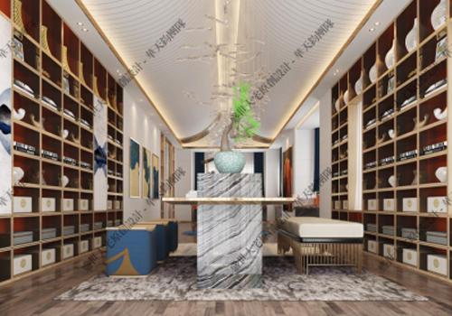 高端别墅软装设计的一般布局