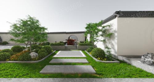 沈阳别墅庭院设计装修的技巧