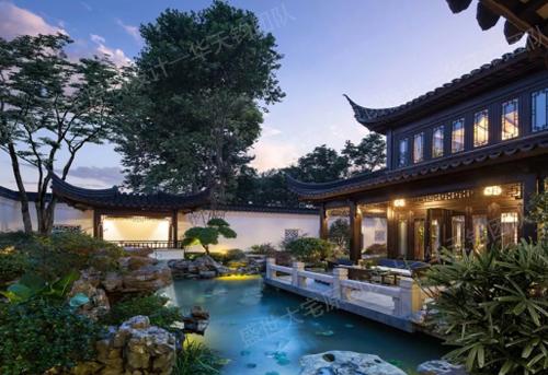 沈阳别墅庭院装修设计风格有哪些 别墅庭院装修要注意什么