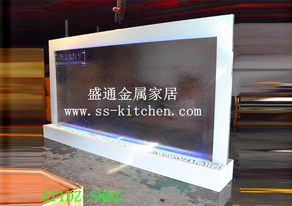 水幕墻工程案例-金盛通上海大眾水幕墻