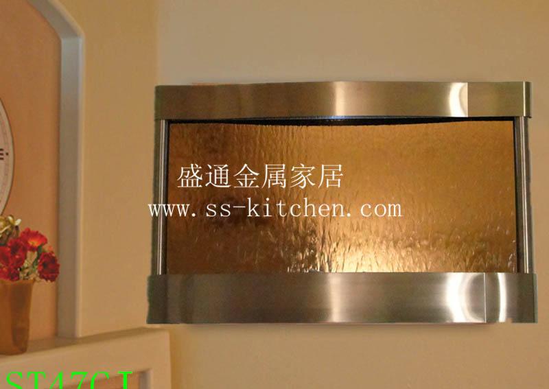 水幕墙设计ST47CJ