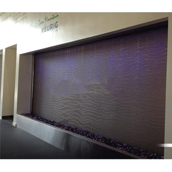 不銹鋼網式水簾