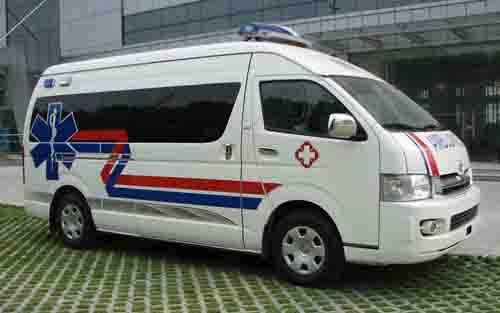 沈阳救护车