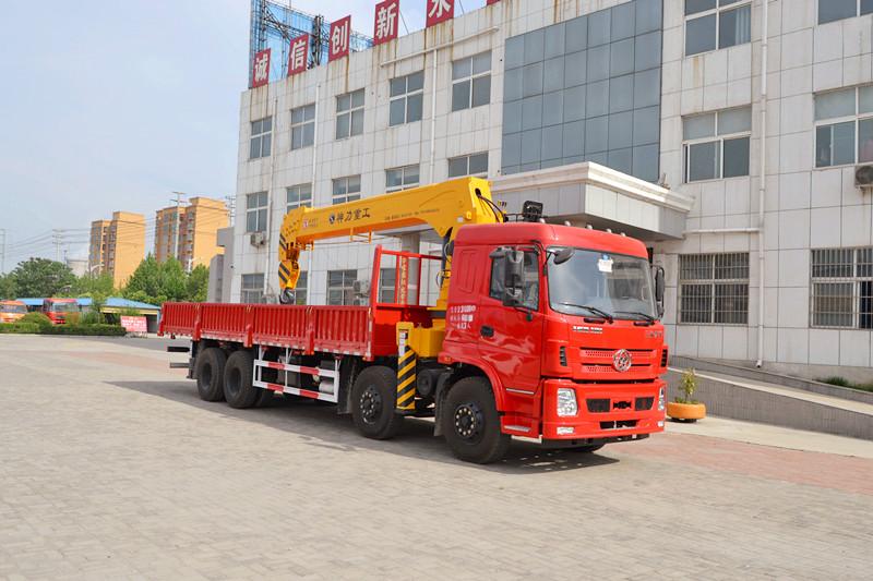 三环昊龙16吨随车吊