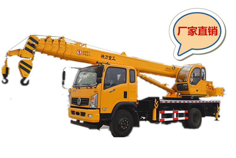 东风10T吊车