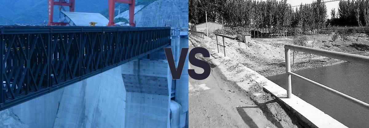 公路搶險時為什么需要架設貝雷橋?帶您了解更多