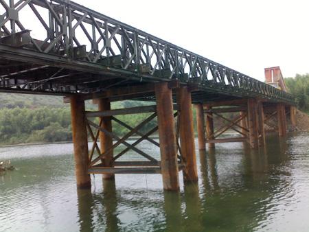 321型大跨徑貝雷橋