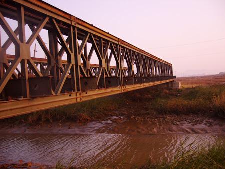 321型單層貝雷橋