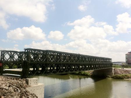 出口321型貝雷橋