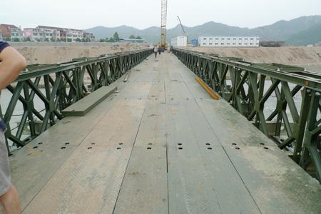 裝配式321型貝雷橋