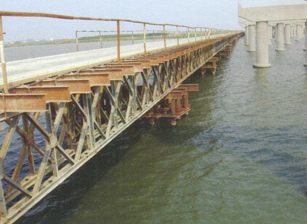 200型大跨径贝雷桥