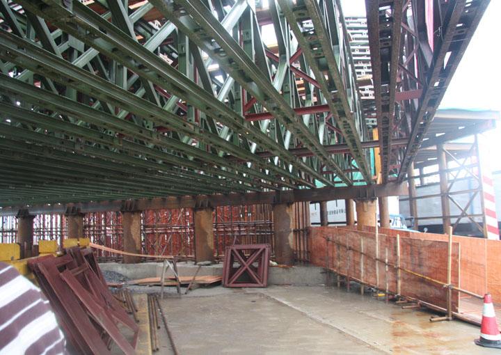200型加强型贝雷桥