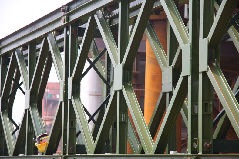 HD200型貝雷橋