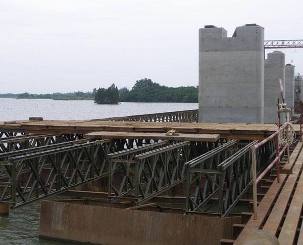 200型上承式貝雷橋