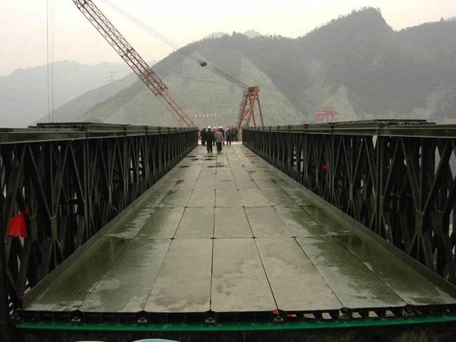 出口200型貝雷橋