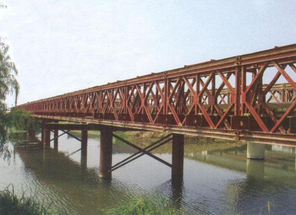 裝配式200型貝雷橋