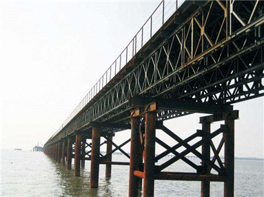 貝雷鋼便橋