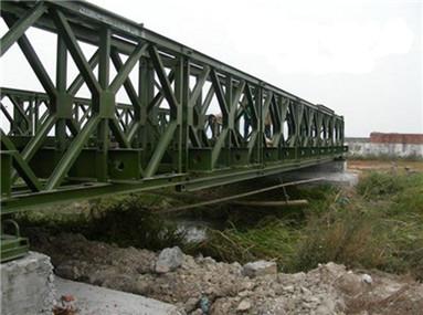 321型雙排貝雷橋