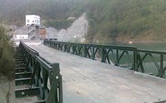 貝雷橋裝配式鋼橋