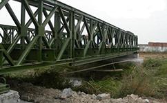 公路搶險為什么需要架設貝雷橋 ?