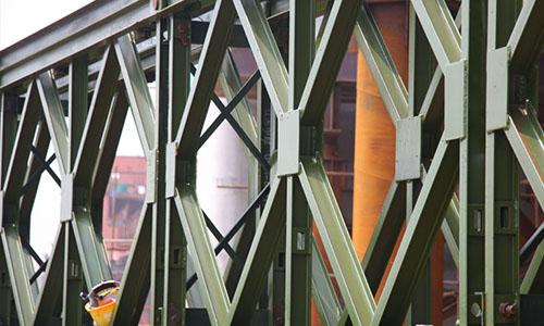 装配式公路钢桥的结构简介