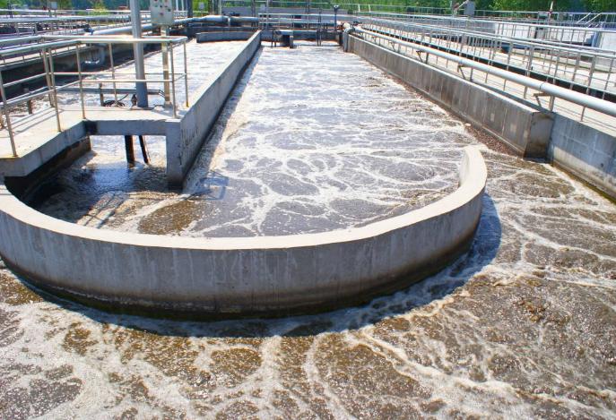 应用污水处理