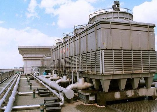 工业冷却水系统清洗