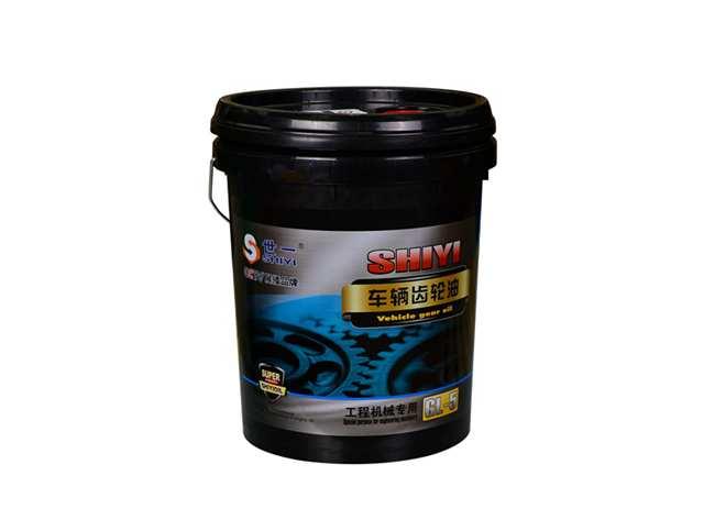 工程车辆齿轮油