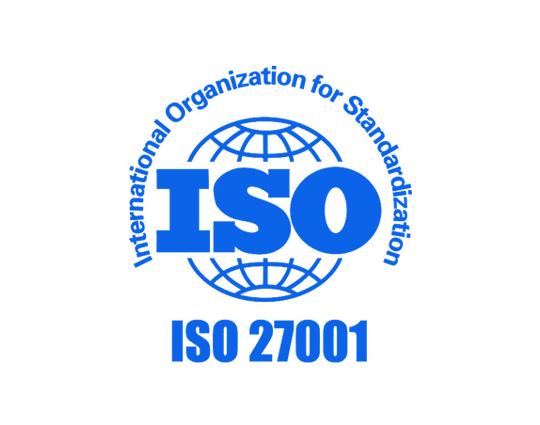 ISO 27001認證