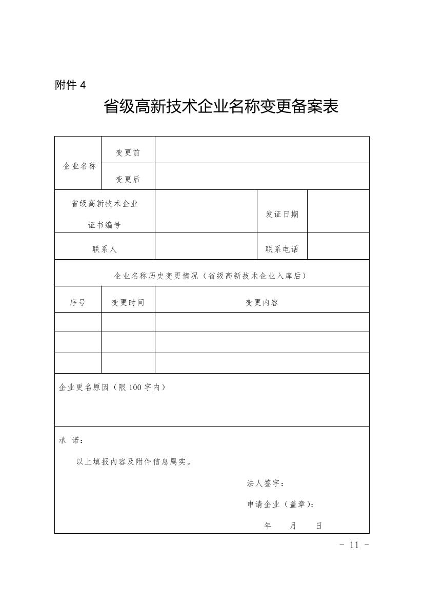 福建省級高新技術企業