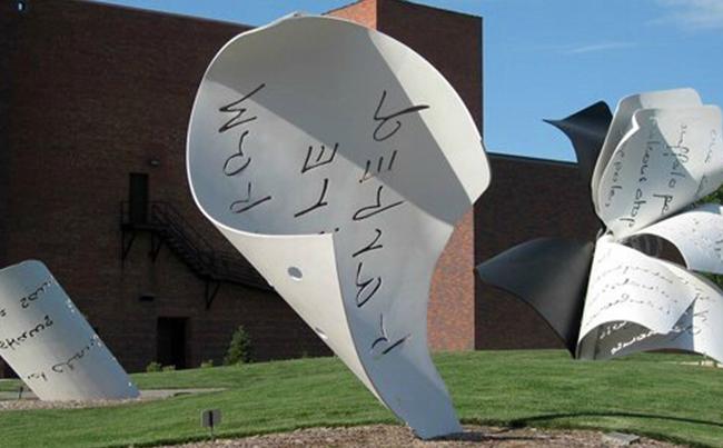 装置艺术雕塑