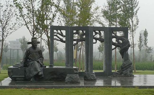 公园景观雕塑