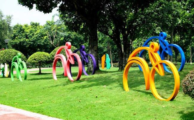 园艺景观雕塑