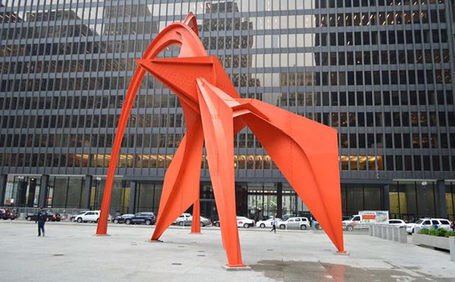 广场公共雕塑